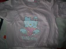 tee-shirt manche longue hello kitty de taille 6 mois