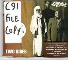 (EY353) Clawfinger, Two Sides - 1998 CD