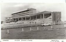 Sports Postcard - Horse Racing - Epsom Grand Stand   A6032