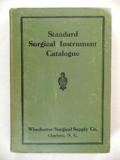 Winchester Surgical CATALOG - 1927 -- 422 pages, hardc -- surgical instruments