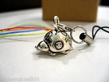 Pets Silver Galvanic Charm for Mobile With