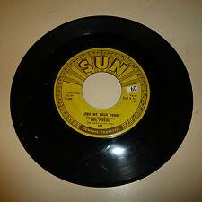 ROCKABILLY 45RPM RECORD - CARL PERKINS - SUN 287.