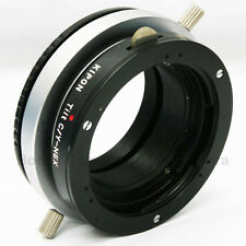 Kipon Tilt Adapter for Contax Yashica C/Y lens to Sony E mount NEX-5 3 6 5N 7 A7