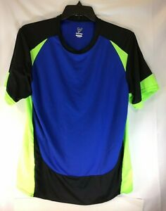 High Five Adult Large Blue Soccer Jersey NEW C-19