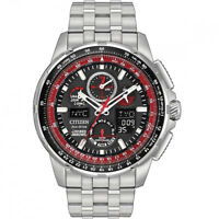 Citizen Men's Eco-Drive Red Arrows Skyhawk Watch in Stainless Steel