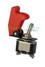 Classic Mini New Starter Safety Panel replacement Switch with Red Flip Cover
