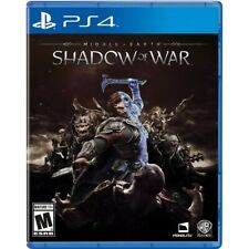 Middle-Earth: Shadow of War for PlayStation 4 Brand New Sealed