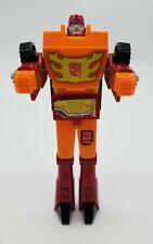 Vintage Takara Hasbro Rodimus Prime G1 Transformer Incomplete