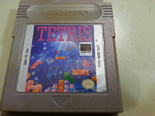 1989 Original Nintendo GAME BOY TETRIS Game Cartridge Only