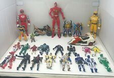 Power Rangers Vintage 1990s HUGE LOT  Megazord, Dragonzord, tons of figures too!