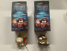 The Fractured but Whole - South Park * Kidrobot * Mini Figures - Set Of 2