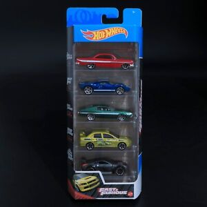 Hot Wheels - Fast & Furious 5 Pack - Brand New