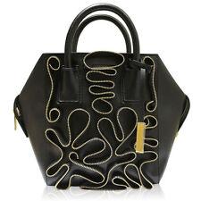Stella McCartney Cavendish Mini Boston Zip Bag Purse