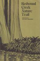 Redwood Creek Nature Trail Muir Woods Natl Monument 1960s Booklet & Pressed Leaf