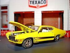 1970 FORD TORINO G/T 428 SUPER COBRA JET LIMITED EDITION 1/64 M2 1970'S MUSCLE