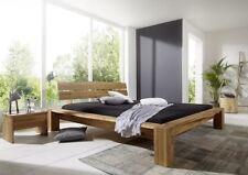 Bett Doppelbett Lars 180x200 cm Wildeiche massiv