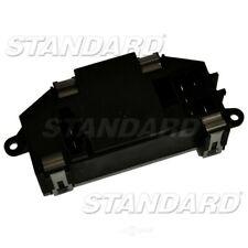 HVAC Blower Motor Resistor Front Standard RU892