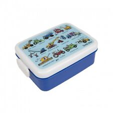 Trucks Design Lunch Box