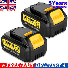 DEWALT Genuine Dcb182 18v 4.0ah XR Li-ion 4ah Lithium Slide on Battery