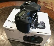Canon EOS 80D 24.2MP Digital SLR Camera BODY