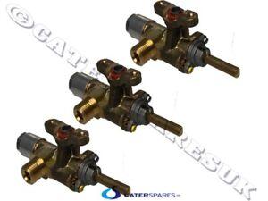 3 X ARCHWAY GAS DONER GRILL MACHINE GAS TAP CONTROL VALVE FFV FFD OLD TYPE