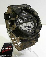Casio G-Shock Woodland Camouflage Pattern Watch GD-120CM-5