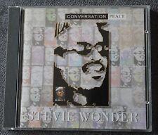 Stevie Wonder, coversation peace , CD