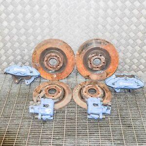 FORD FOCUS MK3 RS Brake Calipers W/Discs Set 2B294AT28A 2B302AT2SA 2.3i 257kw