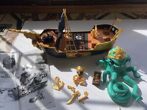Treasure X Sunken Gold Treasure Ship Playset  Kid Toy Gift