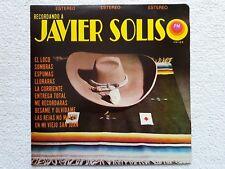 "Vinyl-12""-LP # Javier Solis # Recordando A Javier Solis # 1969 # FM # vg/vg+"