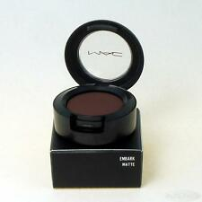 MAC Matte Eye Shadow Embark (Brown/red) Boxed