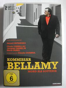Kommissar Bellamy - Gerard Depardieu als Detektiv in Nimes, Provence, Frankreich
