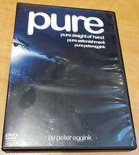 Pure by Peter Eggink - Magic Dvd