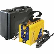 Gys Gysmi 160 P Arc Inverter Welder 160 Amp 230v Cw Case Amp Welding Leads