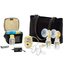 New Medela 67060 Freestyle Double Hands Free Rechargeable Electric Breast Pump
