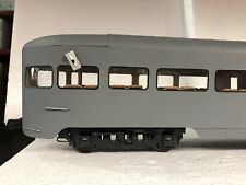 Accucraft 1:32 Observation Car Diner Car Unlettered Gray