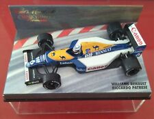 1:43 MINICHAMPS WILLIAMS RENAULT RICCARDO PATRESE