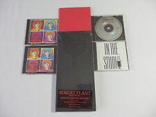Robert Plant (Led Zeppelin) – Manic Nirvana Ltd Ed CD + In The Studio + Singles