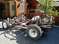 VW Side Rail Dune Buggy Street Legal,Street & Paddle Tires plus Trailer included