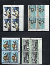 Duck & Fish Stamp Collection  (Plate Blocks, Plate Singles, Singles)  84 Stamps