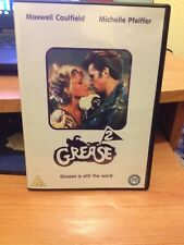 Grease 2 DVD Maxwell Caulfield Michelle Pfeiffer Adrian Zmed