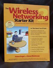 The Wireless Networking Starter Kit Adam Engst and Glenn Fleishman 2003 PB