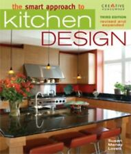 The Smart Approach to Kitchen Design, Third Edition, Maney Lovett Ms., Susan, Go
