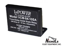 InPower VCM-04-10SA Time Delay Solid State Relay