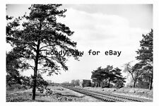 bb0370 - Remains of Blackthorn Railway Station Oxfordshire in 1961 - photograph