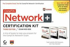 Comptia Network+ Kit : Exam N10-005 by Todd Lammle (2012, Paperback)