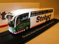 EDDIE STOBART MODEL COACH EDDIE STOBART SCANIA Passenger Bus Coach BOXED new