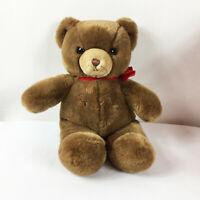 "A125 Vintage Gund Karitas Tender Teddy Bear Plush 16"" Stuffed Toy Lovey"