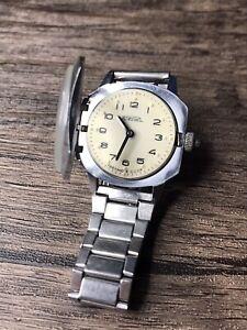 Raketa For Blind People Braile Dial 2601 Soviet Vintage Watch Authentic Original