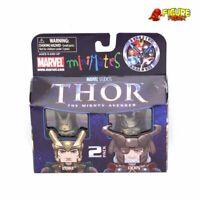 Marvel Minimates Series 39 Thor Movie Loki & Odin